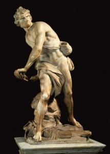 Bernini (1623): David – Villa Borghese